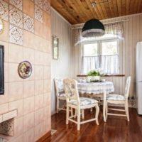 кухня прованс фото 18