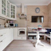 кухня прованс фото 19