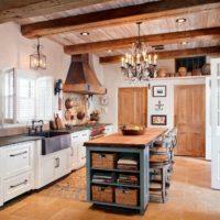 кухня прованс фото 2