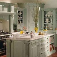 кухня прованс фото 20