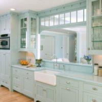 кухня прованс фото 21