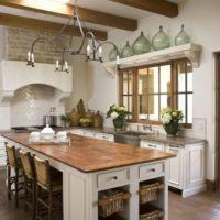 кухня прованс фото 22