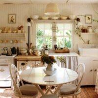 кухня прованс фото 23