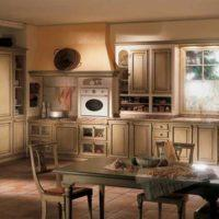 кухня прованс фото 25