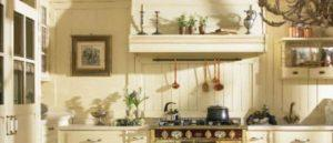 кухня прованс фото 27