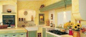 кухня прованс фото 28