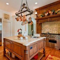 кухня прованс фото 4