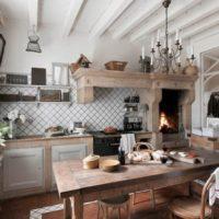 кухня прованс фото 6