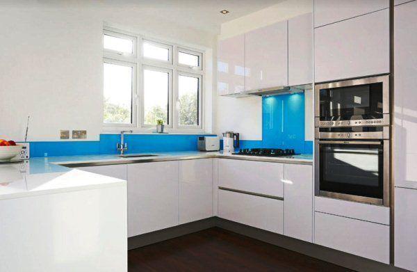 кухни хайтек угловые фото