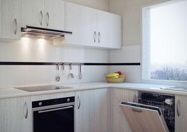 кухонные гарнитуры в стиле хайтек фото