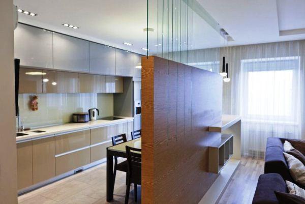 дизайн интерьера кухни 12 кв. метров фото 13