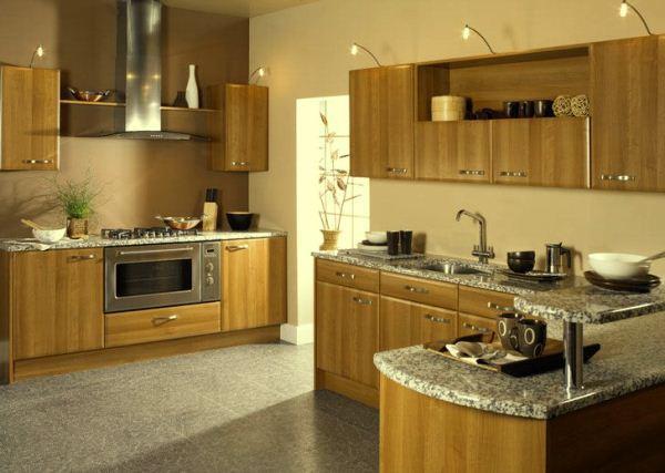 Интерьер кухни фото 12 кв. метров