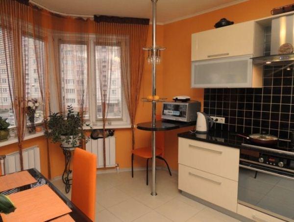 дизайн интерьера кухни 12 кв. метров фото 3