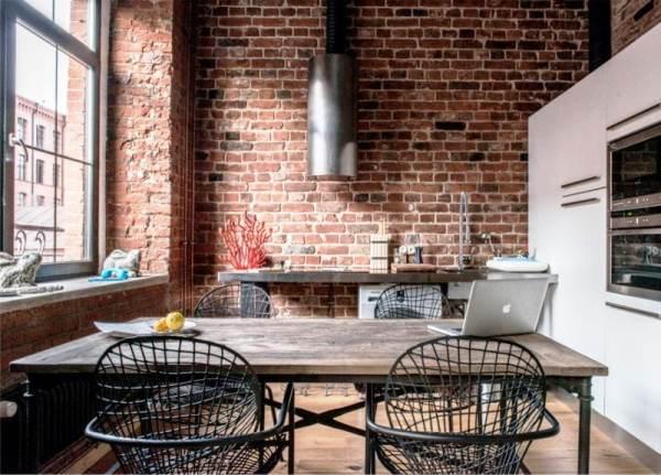дизайн интерьера кухни 12 кв. метров фото 9
