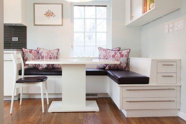 дизайн кухни 12 кв м с диваном фото 10