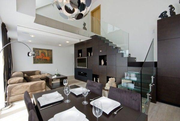 дизайн кухни столовой гостиной в частном доме фото 16
