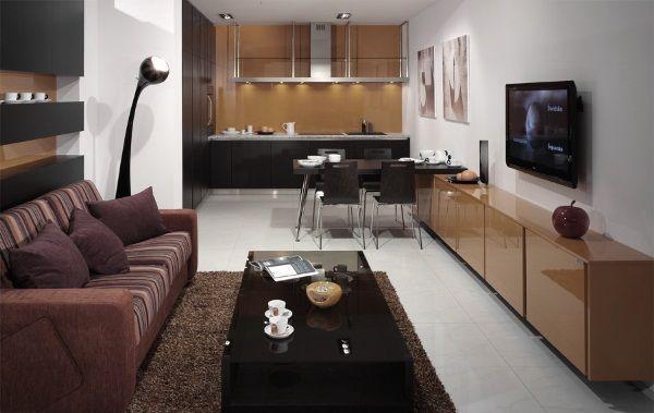 дизайн кухни столовой гостиной в частном доме фото 8