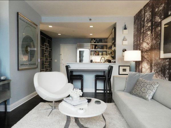 дизайн кухни столовой гостиной в частном доме фото 9