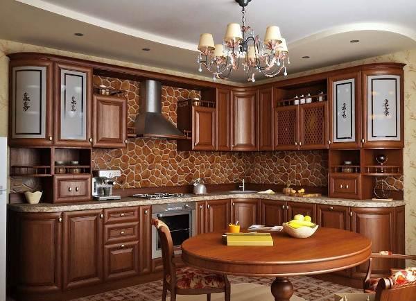 дизайн интерьера кухни 14 кв м фото 12