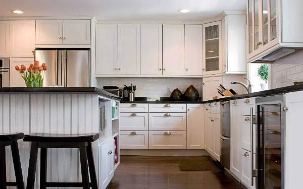 дизайн интерьера кухни 14 кв м фото 3