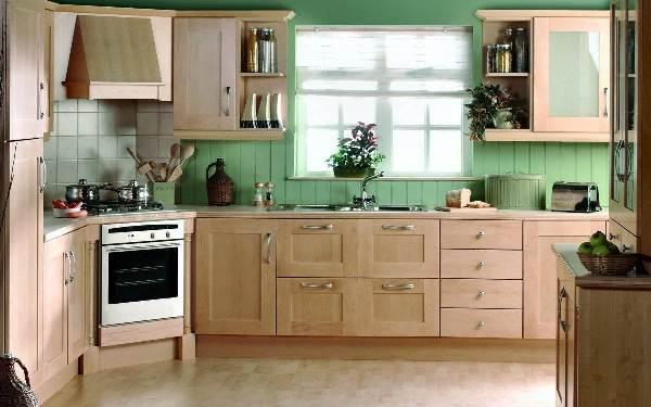 Дизайн интерьера кухни 14 кв. м фото 8