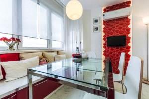 дизайн кухни 14 кв м фото