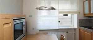 римские шторы на кухню фото 48