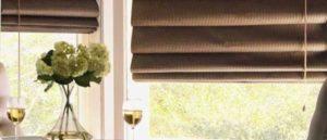римские шторы на кухню фото 50