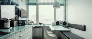 римские шторы на кухню фото 51