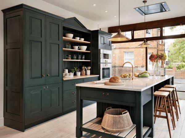 Декор кухни своими руками оригинальные идеи фото классика